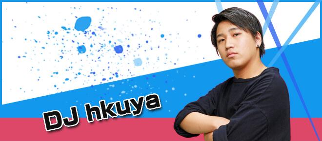 DJ hkuya