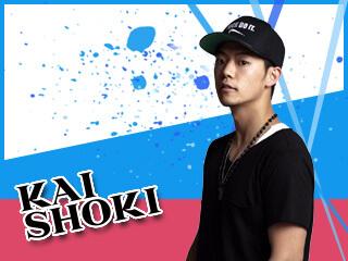 DJ KAI SHOKI